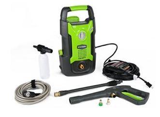Greenworks GPW1501 Pressure Washer