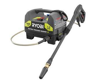 Ryobi RY141612 Pressure Washer