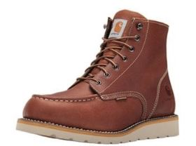 Carhartt Men's 6-Inch Waterproof Work Boot
