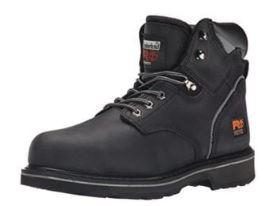 Timberland PRO Men's 6″ Pit Boss Steel-Toe