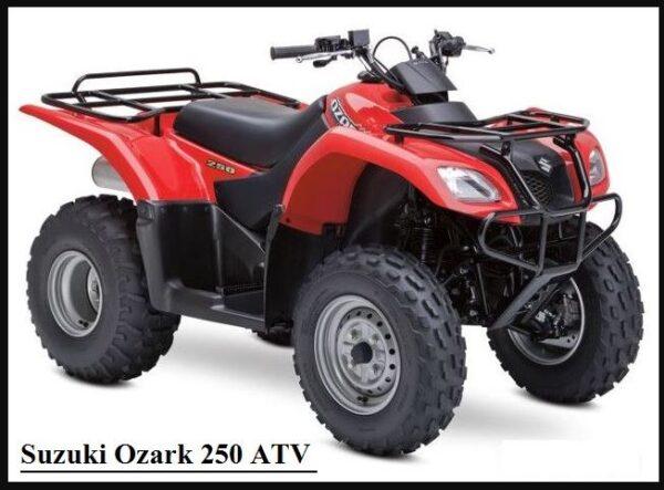 Suzuki Ozark 250 ATV