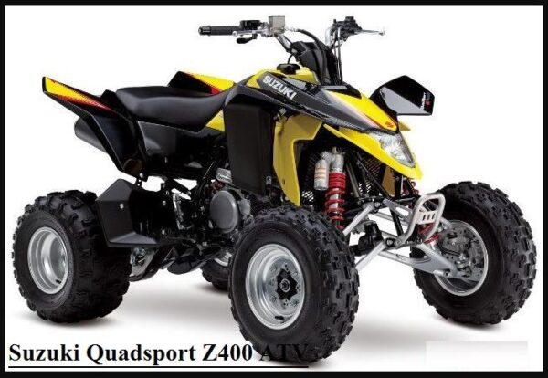 Suzuki Quadsport Z400 ATV