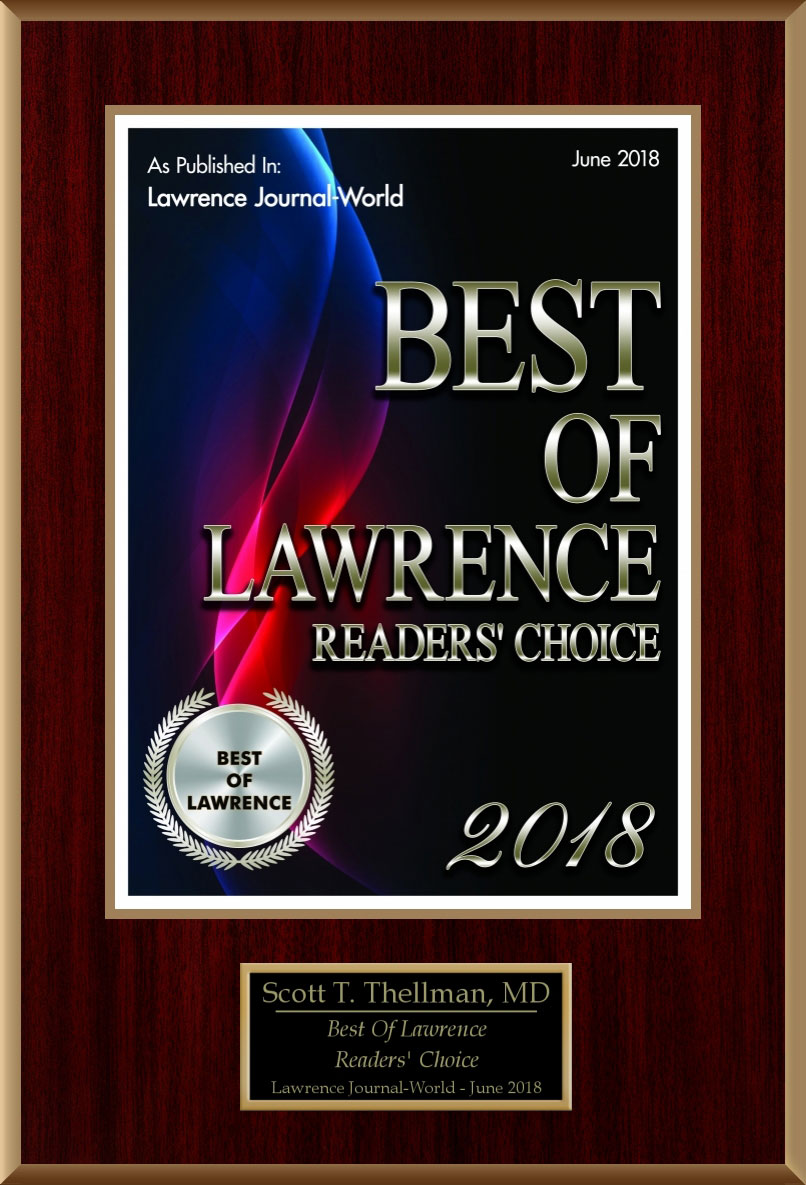 Best of Lawrence 2018