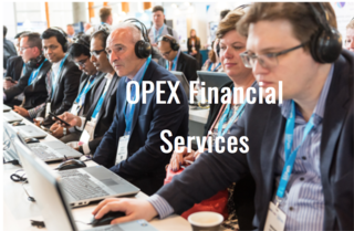 March 2020 Payment Events: OPEX Financial Services