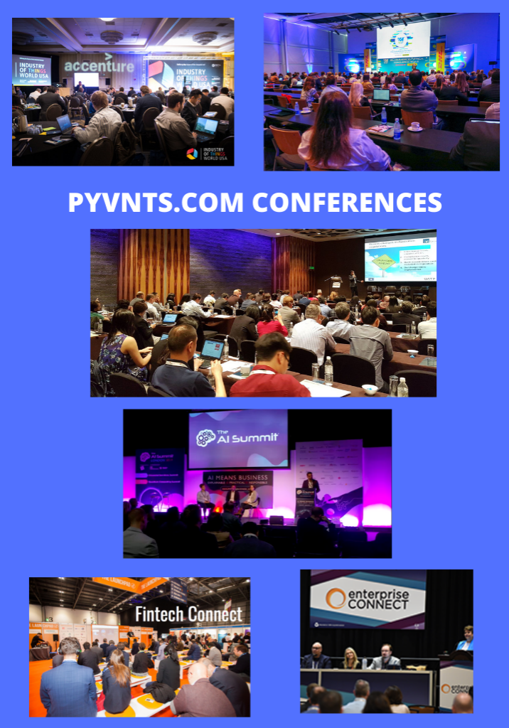 PYVNTS Global Payment Events - Conferences