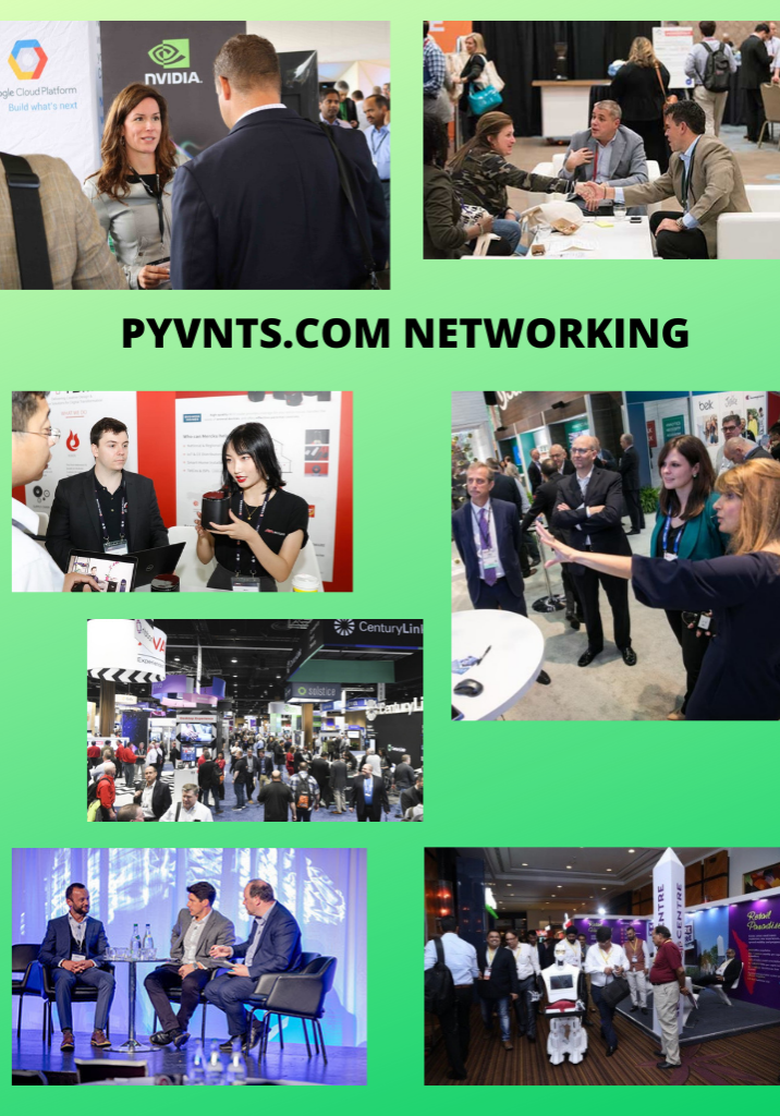 PYVNTS Global Payment Events - Networking
