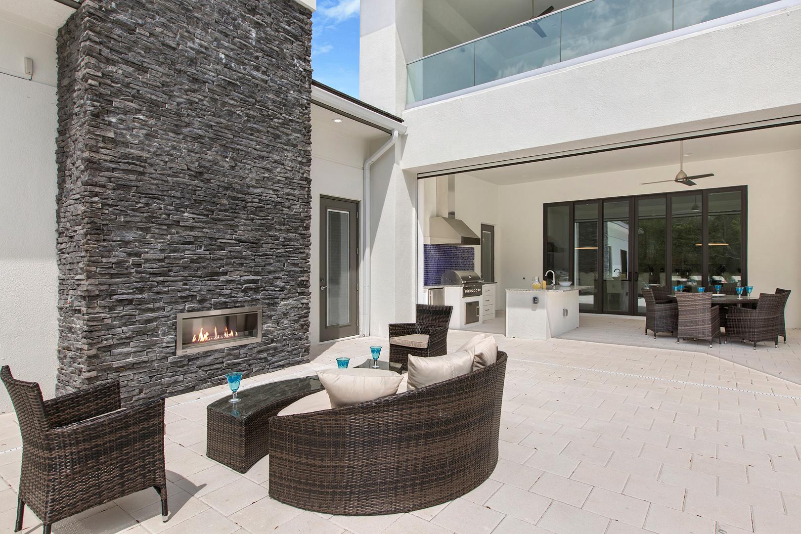 Outdoor Spaces56