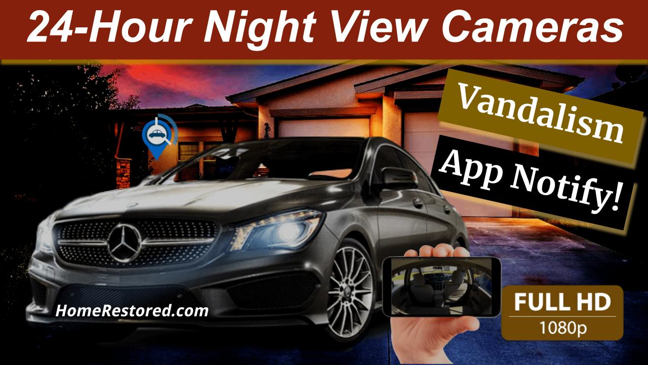 The Best 360 Car Cameras, Waylens Secure360 VS Blackvue