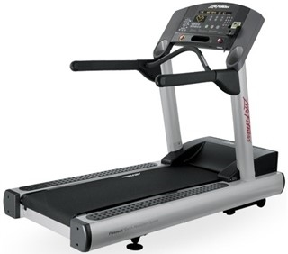 Life Fitness Integrity Series Treadmill