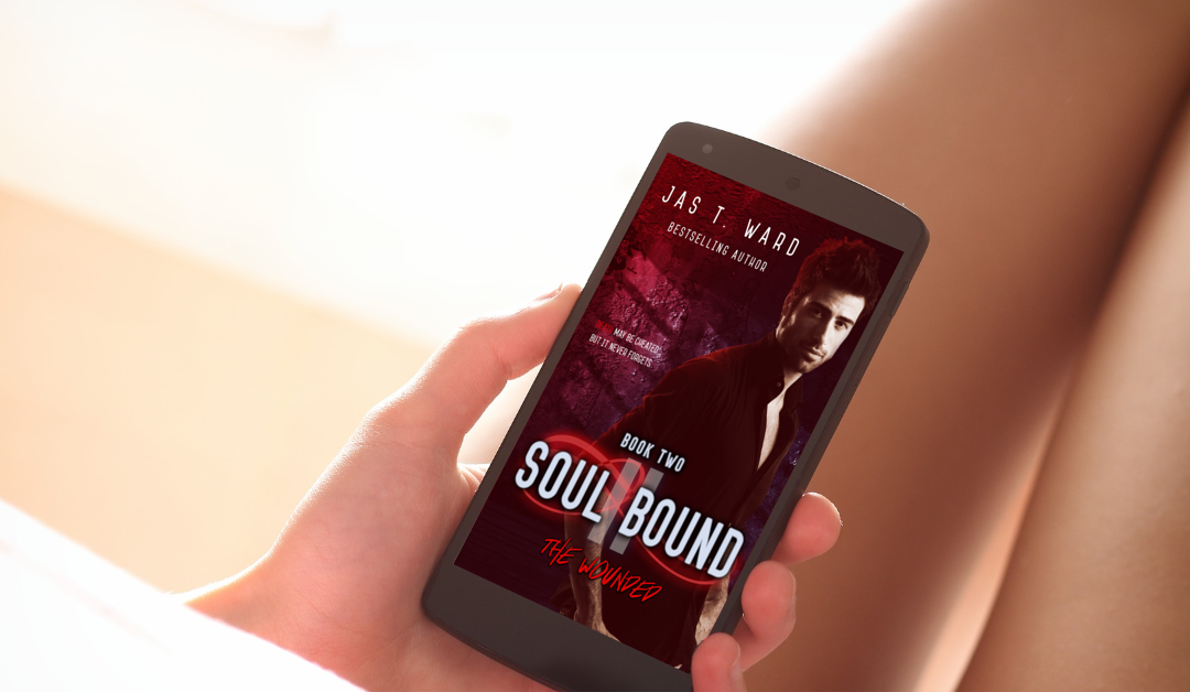 Soul Bound II: The Wounded Cover Reveal!
