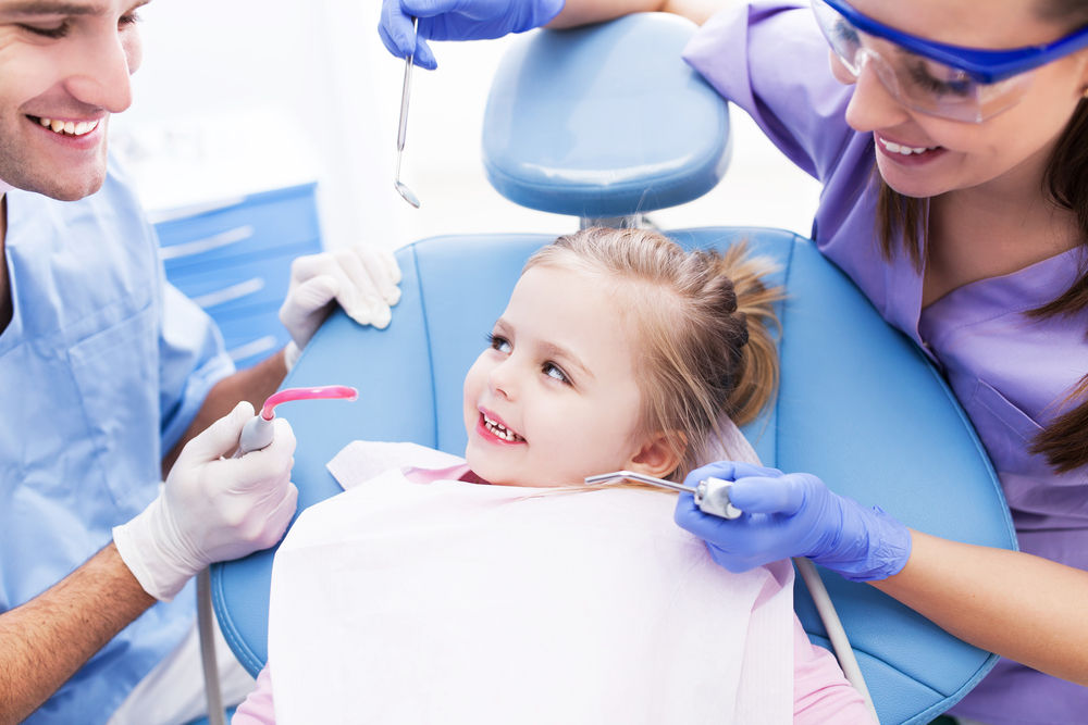 why does my kid need a pediatric dentist in jupiter