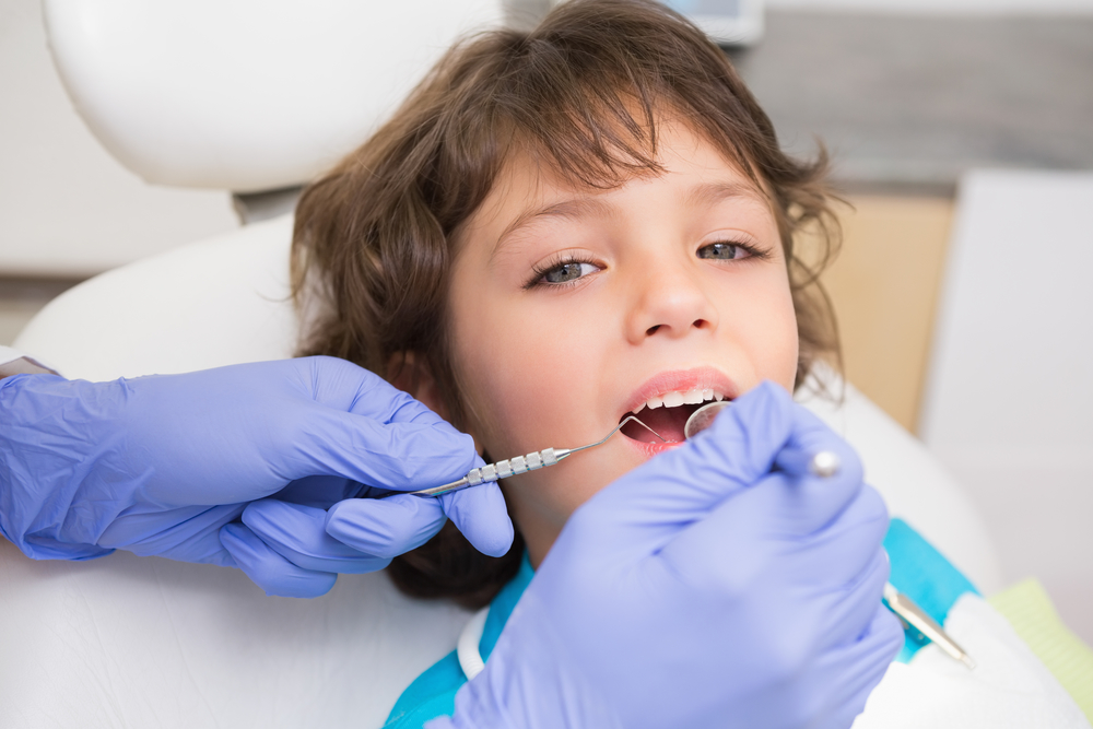 Why does pediatric dentistry in West Palm Beach cause dental anxiety?