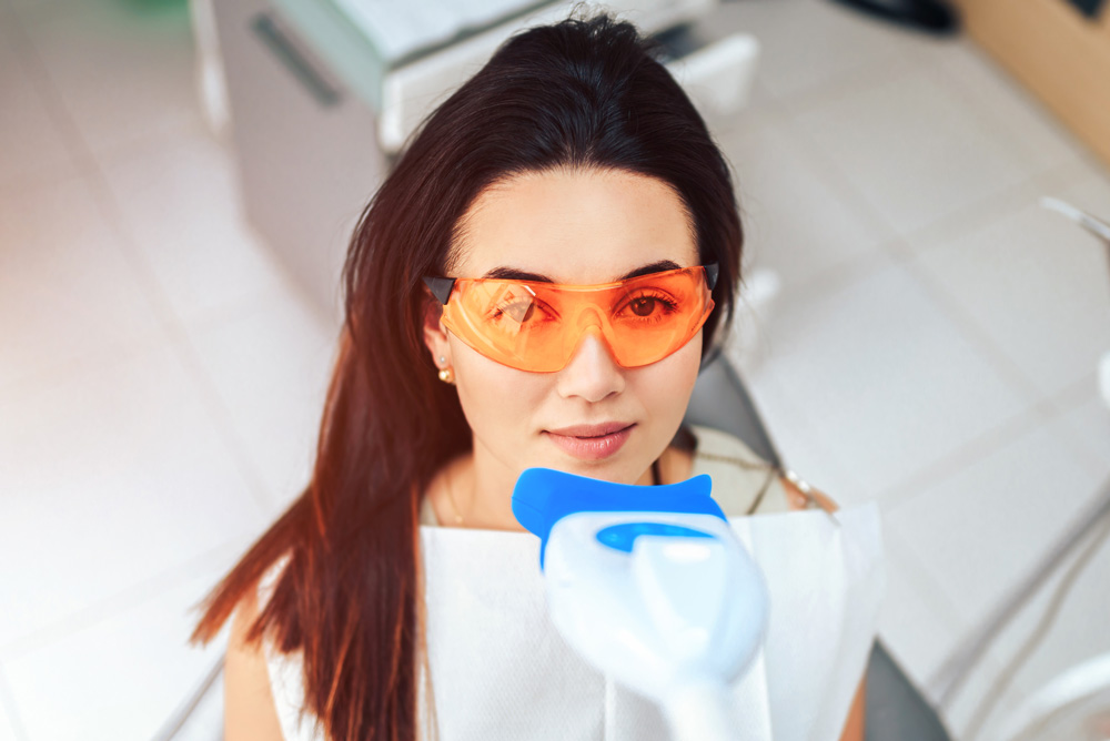 What is teeth whitening in West Palm Beach?