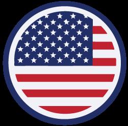 CDS Dental Lab - American Flag