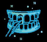 Dental Veneer Icon