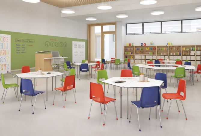education furniture in Maryland, Virginia & Washington, DC