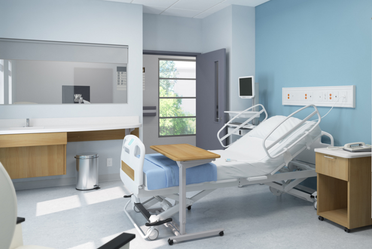 Hospital Furniture - Hospital beds, tables