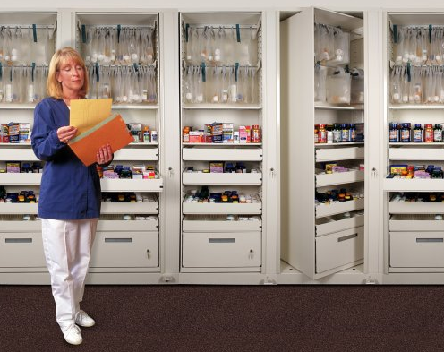 Healthcare Storage Cabinets in Maryland