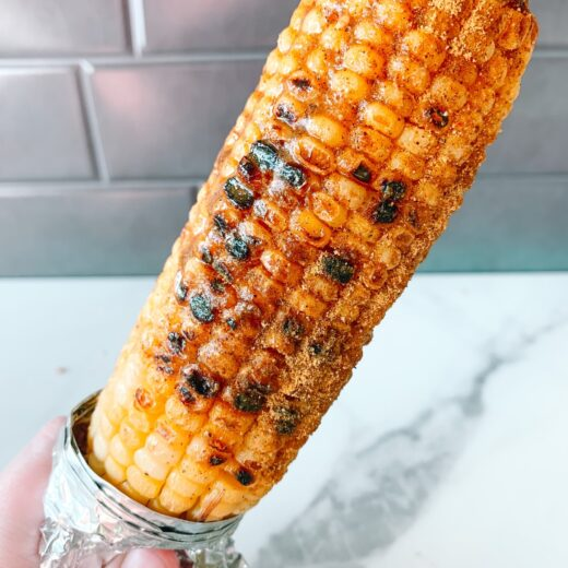 Animal Kingdom's Grilled Curry Corn on the Cob