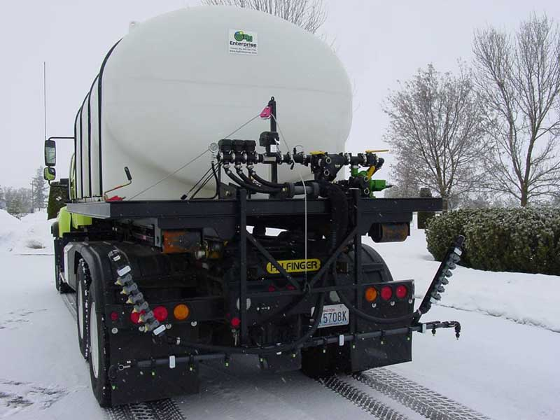 Anti Icing and Deicing | Snow and Ice Management Services in Chicago