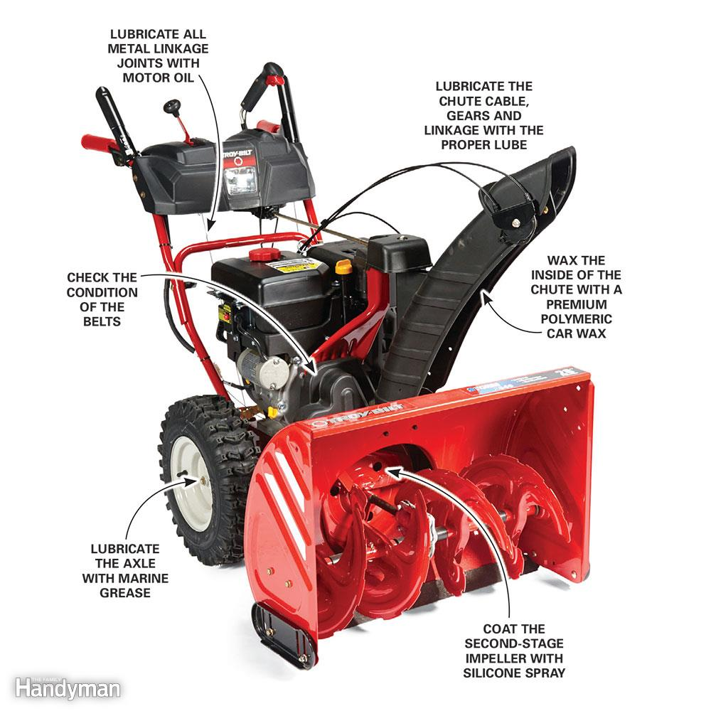 Tips for your snowblower   Chicago Snow Plow Service Snow Removal  Snow plow service near me