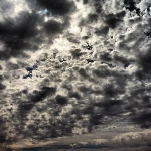 clouds in arizona