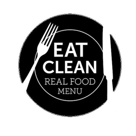 Attune Foods Eat Clean Real Food Menu via InspiredRD.com