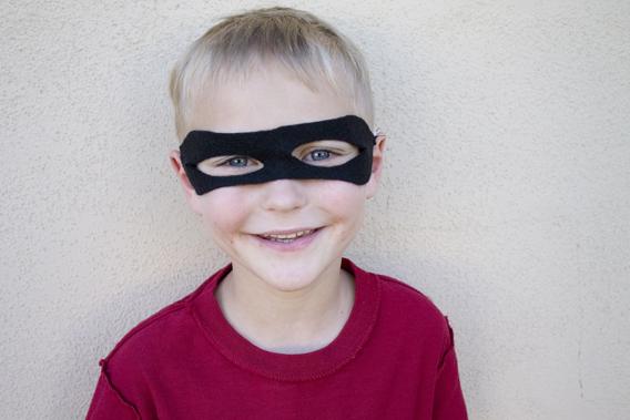 Incredibles Mask