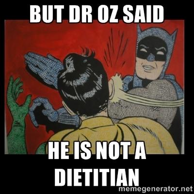 Dietitian Humor