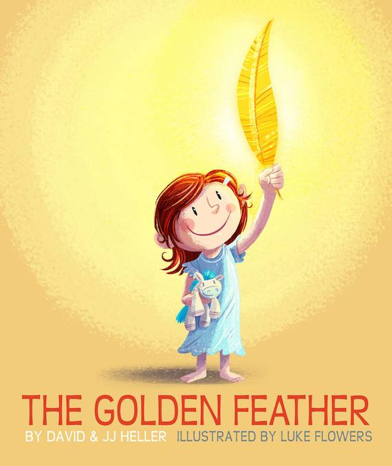 JJ Heller - The Golden Feather and I Dream of You Giveaway!