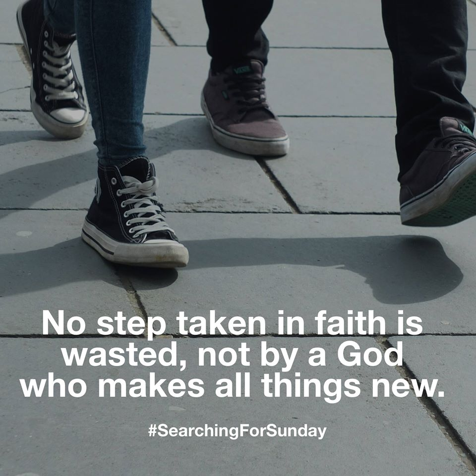 Searching For Sunday by Rachel Held Evans