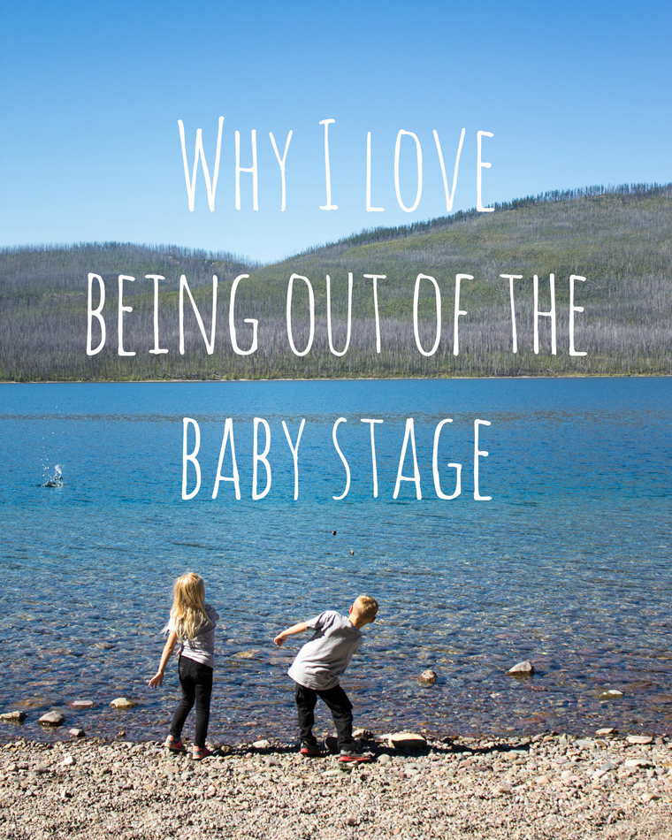 Why I love being out of the baby stage   InspiredRD.com