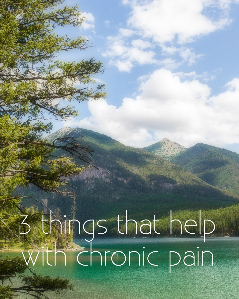 3 things that help with chronic pain | InspiredRD.com