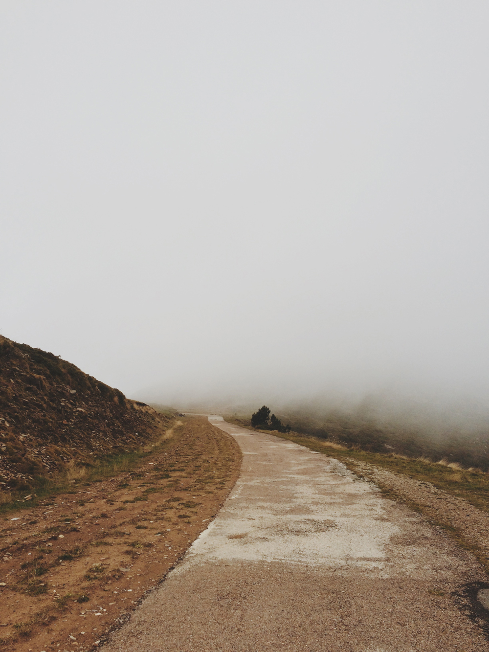 Setting a goal is important, but what you do on the way to that goal determines whether you will ever get there at all. So what kind of goal is looming large before you, tempting you to quit? Take that goal and break it down. Figure out what your first mini-goal will be. Get yourself to the bridge, then to the tree, then to the bushes. Set enough mini-goals and all of a sudden the finish line will be in sight.