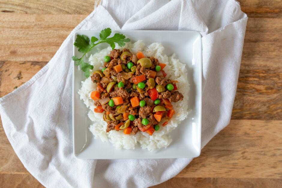 Beef Picadillo Recipe