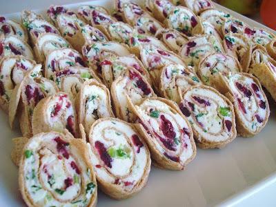 Sweet & Savory Pinwheel Appetizer