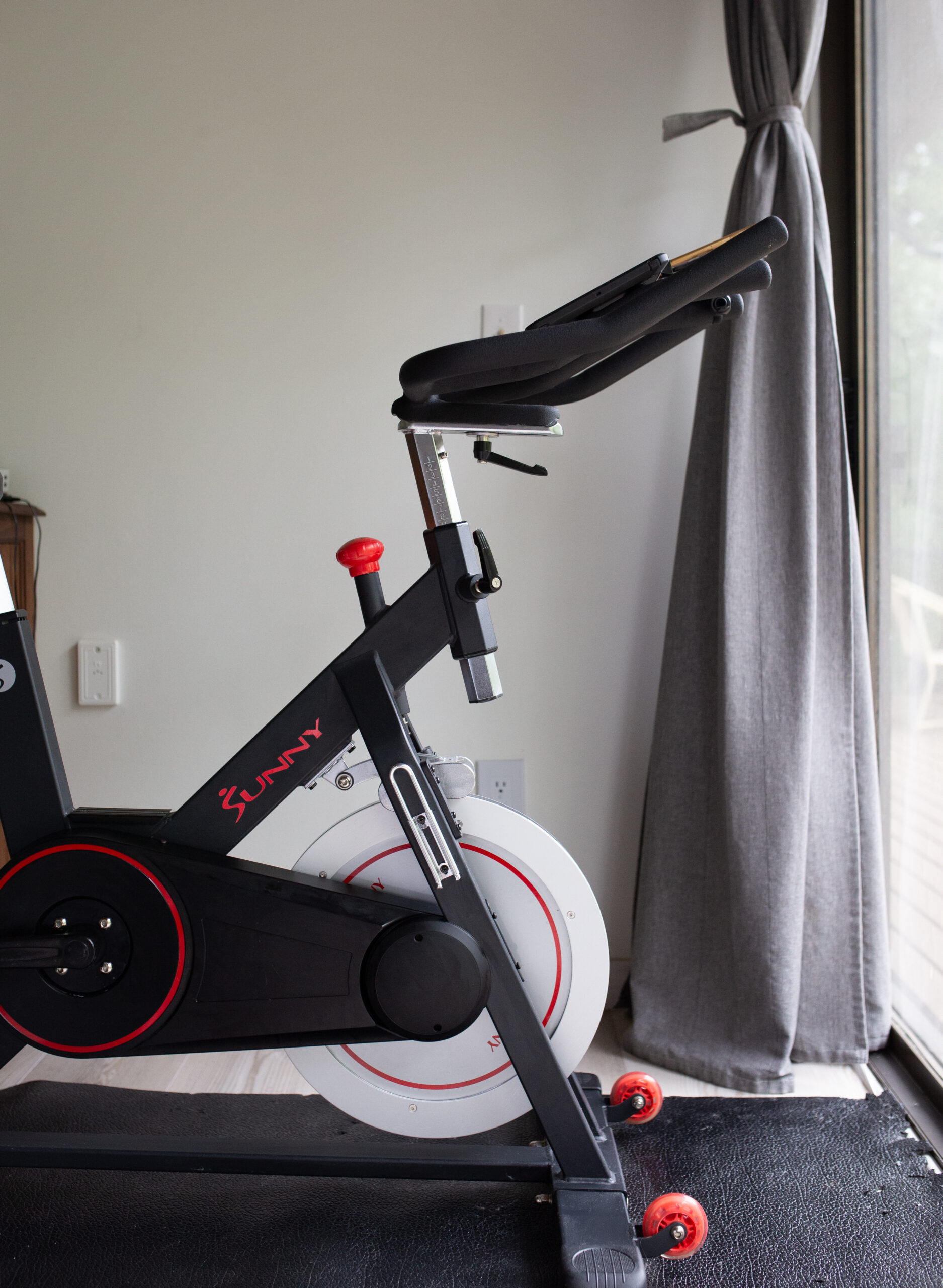 How to get the Peloton Experience with a non-Peloton bike. Here's how we saved $3000 using a cheaper bike and cadence sensor.