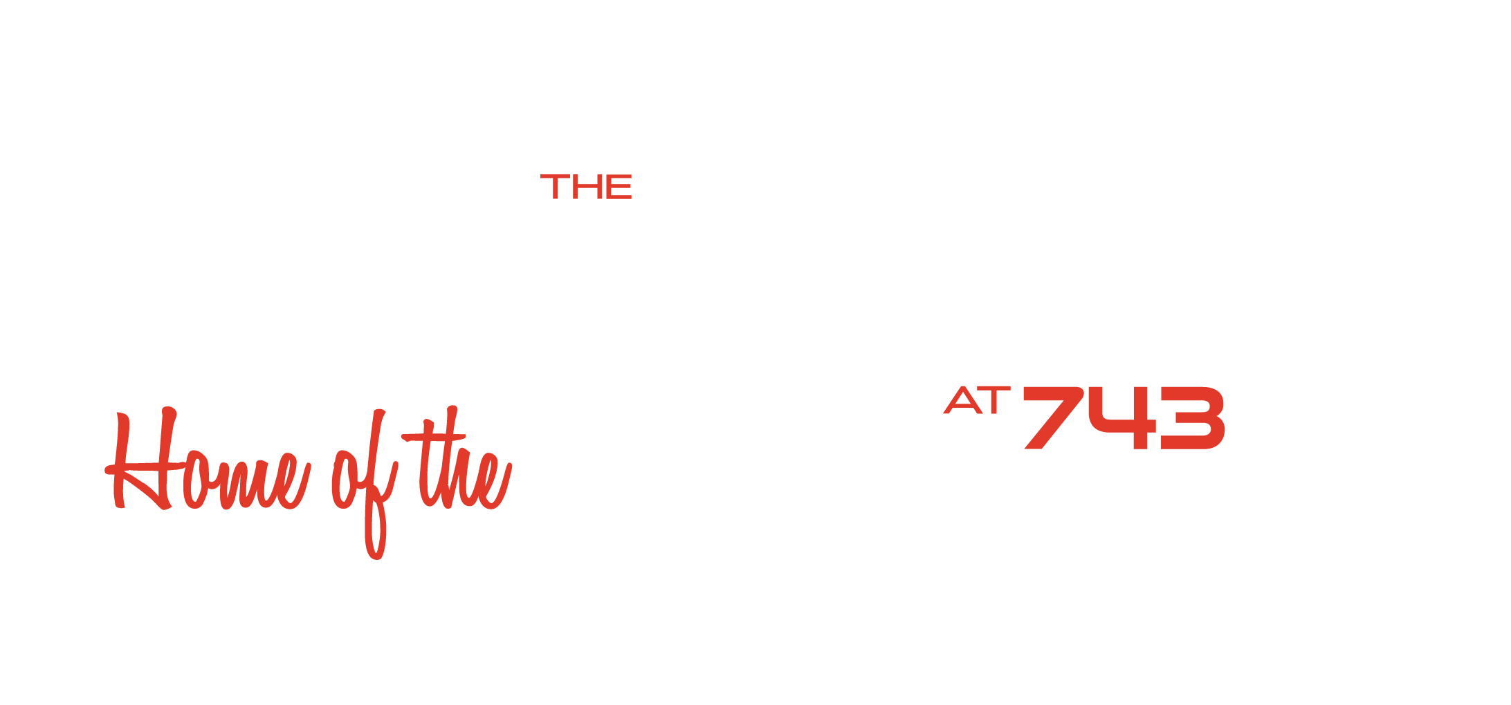 The Hangar at 743