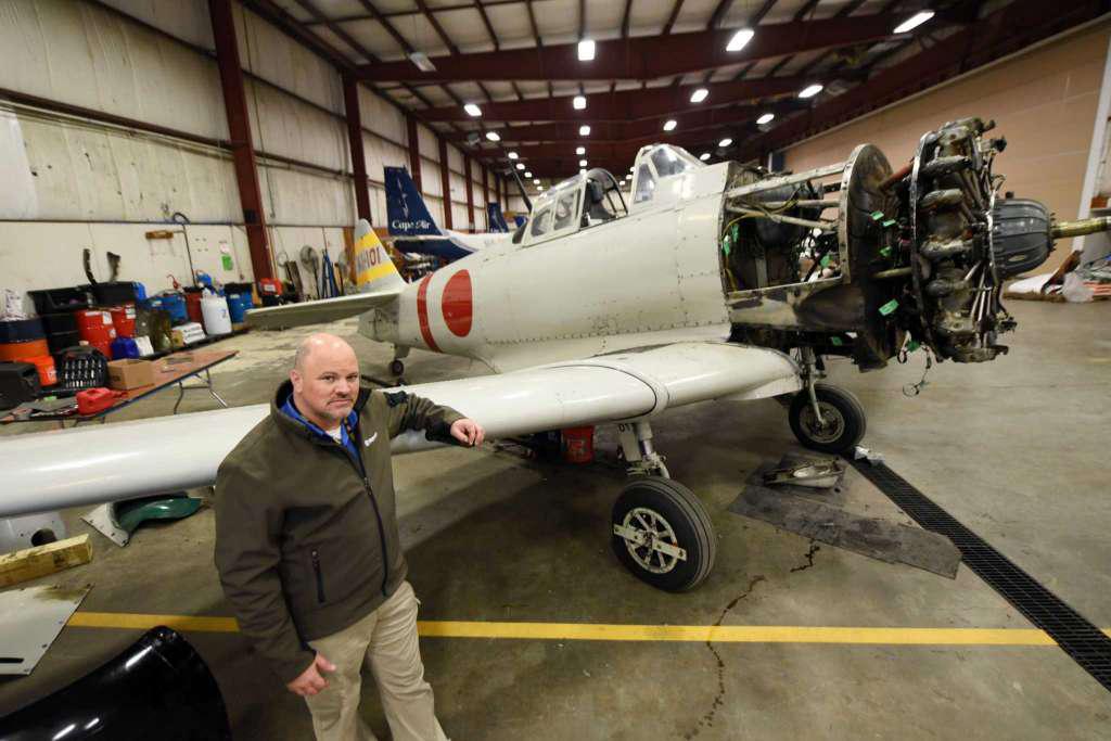 Tora 101 Vintage Warplane Exposed Engine