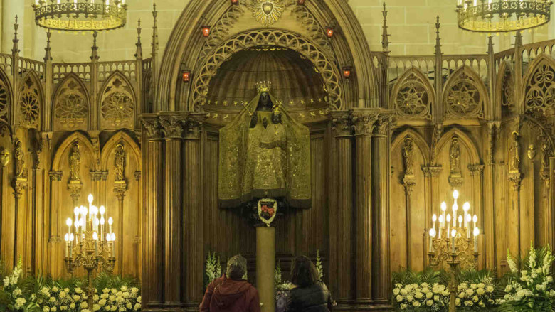 Chapel of Notre Dame du Pilier