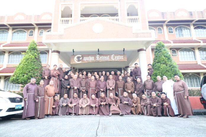 Filipino Capuchins