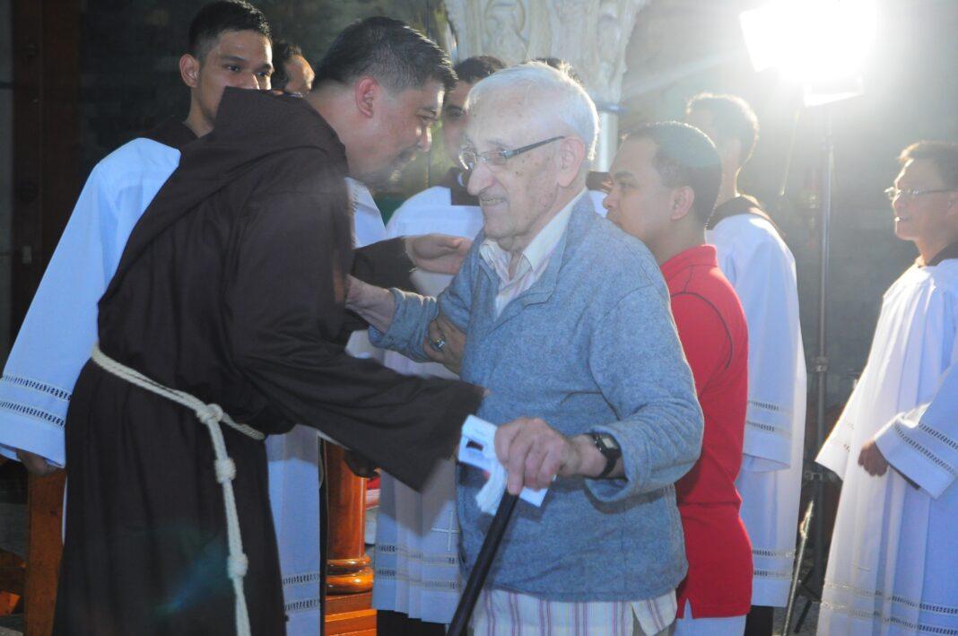 Fr Manuel Ramirez