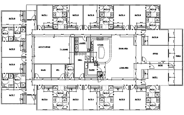 Wyoming Location Blueprints
