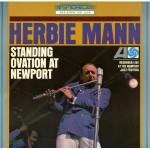 Mann Standing Ovation at Newport