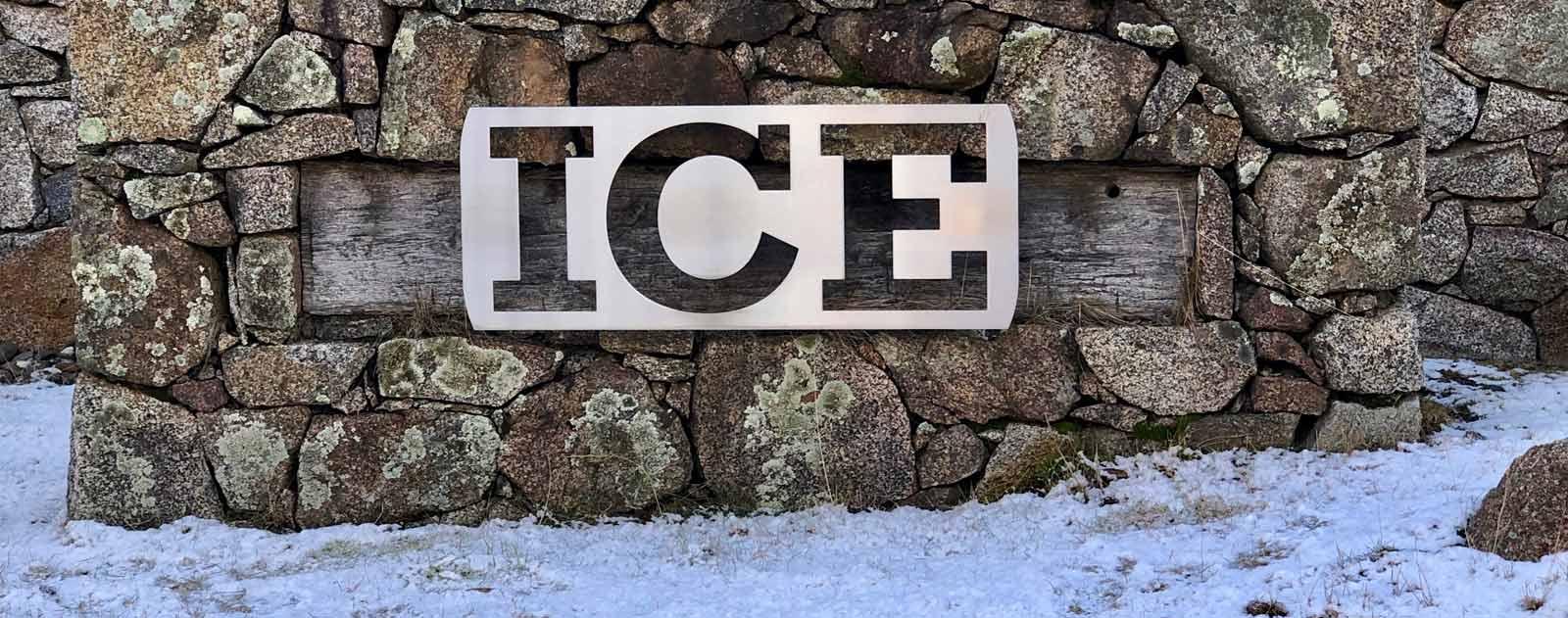 Ice at Thredbo