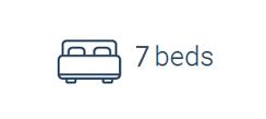 7 Beds