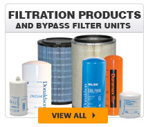 Filters; Air filters; Cabin filters; motorcycle filters; fuel filters; transmission filters; hydraulic filters; crankcase breather filters; coolant filters; bypass filters; bypass units and mounting hardware; filter wrenches