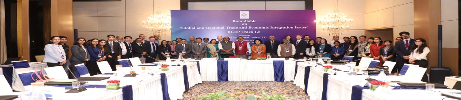 Roundtable on Global and Regional Trade and Economic Integration Issues: RCEP Track 1.5