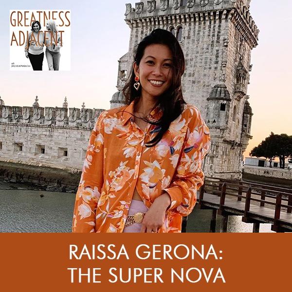 GA 17 | Raissa Gerona Of Revolve