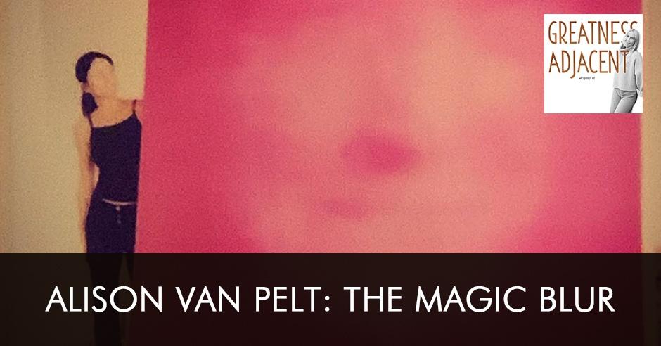 GA 29 | Alison Van Pelt